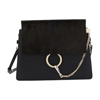 Chloe Faye Bag Black