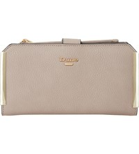 Dune Kassia Gold Trim Purse Mink Synthetic
