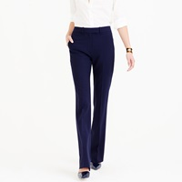J.Crew Petite Preston Trouser In Italian Stretch Wool