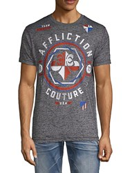 Affliction Couture Sport Tee Black