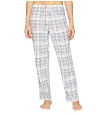 Nautica Long Pajama Pants Soft Plaid Multi