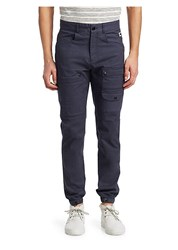 Madison Supply Snap Pocket Trousers Blue