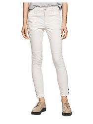 Calvin Klein Jeans Solid Ankle Length Ivy Mist