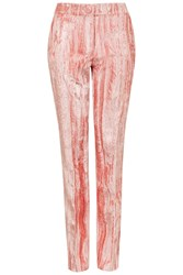 Mayall Trousers By Unique Pale Pink