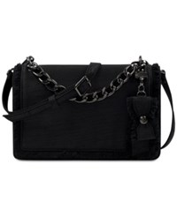 Nine West Colma Clutch And Convertible Crossbody Black