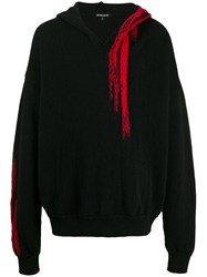 Ann Demeulemeester Hooded Jumper 60