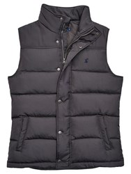 Joules Trail Padded Gilet Grey