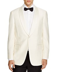 Hart Schaffner Marx White Classic Fit Dinner Jacket
