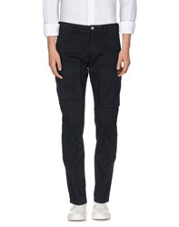 Haikure Trousers Casual Trousers Men Dark Blue