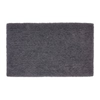 Aquanova Mauro Bath Mat Graphite Black