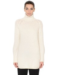 Sportmax Alpaca And Wool Knit Sweater