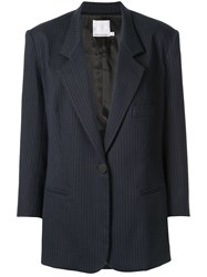 Christopher Esber Boy Scout Boxy Blazer Blue