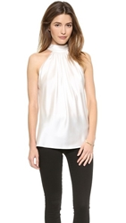 Ramy Brook Paige Blouse Ivory