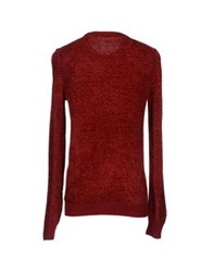 Bafy Sweaters Brick Red