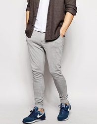 Only And Sons Formal Joggers Lightgreymarl