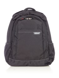 Wenger Scansmart Black Business Backpack Black