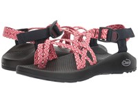 Chaco Zx 2 Classic Fusion Rose Women's Sandals Pink