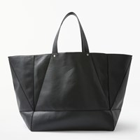John Lewis Kin By Kyoto Origami Tote Bag Black
