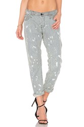Nsf Skinny Crop Pants Gray