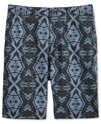 American Rag Men's Graphic Print Shorts Only At Macy's Thunder