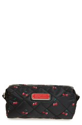 Marc By Marc Jacobs 'Narrow Crosby' Quilted Nylon Cosmetics Case