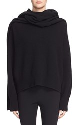 Helmut Lang Women's Wool And Cashmere Hooded Scarf