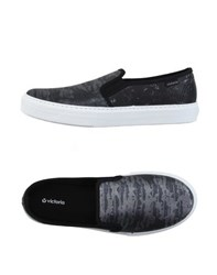 Victoria Footwear Low Tops And Trainers Men Black