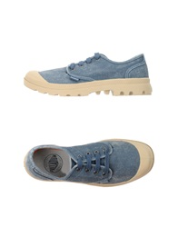 Palladium Sneakers Pastel Blue