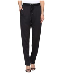 Michael Michael Kors Pull On Slim Pants Black Women's Casual Pants