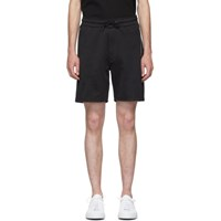 Givenchy Black Casual Shorts