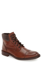Johnston And Murphy Men's 'Fulton' Cap Toe Boot