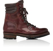 Project Twlv 'Reflex' Hiking Boots Red