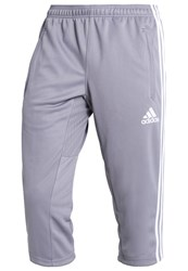 Adidas Performance Tanc 3 4 Sports Trousers Grey