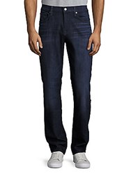 7 For All Mankind Cotton Blend Five Pocket Pants Bowery
