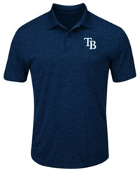 Profile Big And Tall Tampa Bay Rays First Hit Polo Navy
