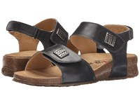 Haflinger Bella Graphite Women's Sandals Gray