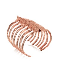 Bjorg After Eden Spine Cuff Pink