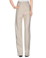 Fendi Trousers Casual Trousers Women Ivory