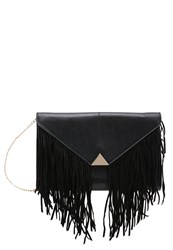 Lydc London Across Body Bag Black