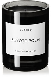 Byredo Peyote Poem Scented Candle Colorless