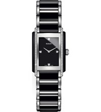Rado R20217712 Integral Ceramic And Diamond Watch