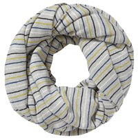 East Jersey Stripe Snood Grey