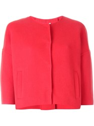P.A.R.O.S.H. 'Lolly' Jacket Red