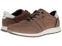 Ecco Summer Sneak Navajo Brown Marine Men's Lace Up Casual Shoes