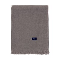 Gant Samson Throw Mole Grey