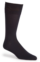 Men's Big And Tall John W. Nordstrom Socks Navy
