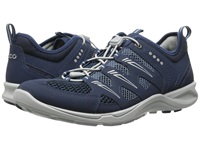 Ecco Sport Terracruise Lite True Navy True Navy Concrete Men's Running Shoes Blue
