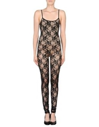 Guess By Marciano Pant Overalls Black