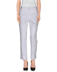 Jil Sander Trousers Casual Trousers Women White