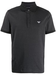 Emporio Armani Short Sleeve Polo Shirt 60